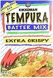 Kikkoman Tempura Batter Mix, 10-Ounce (Pack of 6)