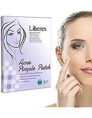 Liberex Patch Anti-Acné Hydrocolloïde Absorbant Bouton, 60 Patchs …