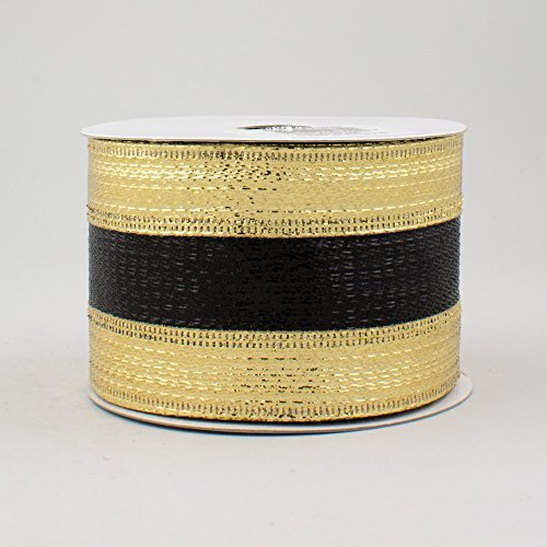 Wired Ribbon Metallic (2.5