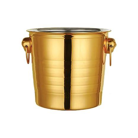 LW WL Cubeta de Acero Inoxidable para Hielo de champán ...