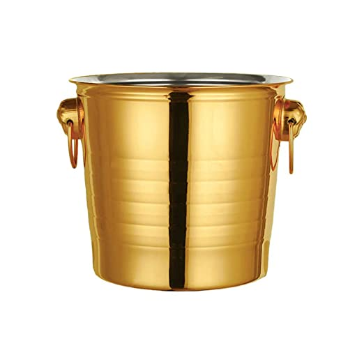 LW WL Cubeta de Acero Inoxidable para Hielo de champán, cubetas de ...