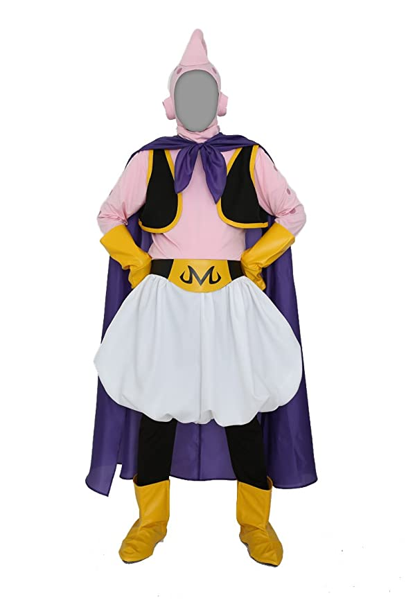 Dragon Ball Kai Majin Boo traje de los sistemas de los ...