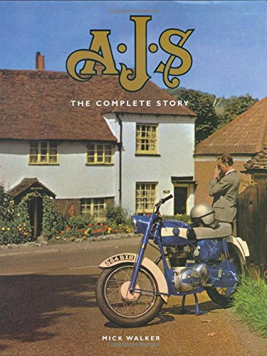 AJS: The Complete Story (Motoclassics)