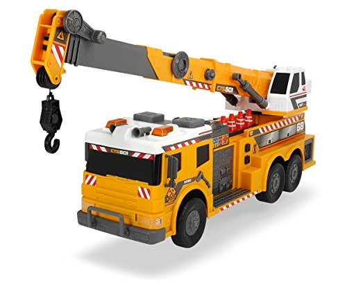 Remote Controlled Crane - Dickie Toys 24