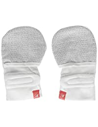Goumimitts Clothing-Drops, Gray, 3-6 Months