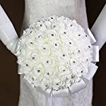 Antrader-White-Rhinestone-Ribbon-Bridal-Wedding-Bouquet-Handmade-Artificial-Silk-Holding-Flowers-for-Wedding