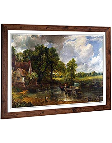 2f726f21e535 Big Box Art Framed Print of John Constable The Hay Wain Design