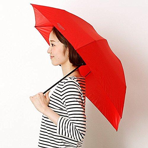 マッキントッシュ フィロソフィー(MACKINTOSH PHILOSOPHY) 【軽量約84g!】【14色展開】ユニセックス折りたたみ傘(バーブレラ Barbrella(R)) B01HK98WVM 50CM|レッド レッド 50CM