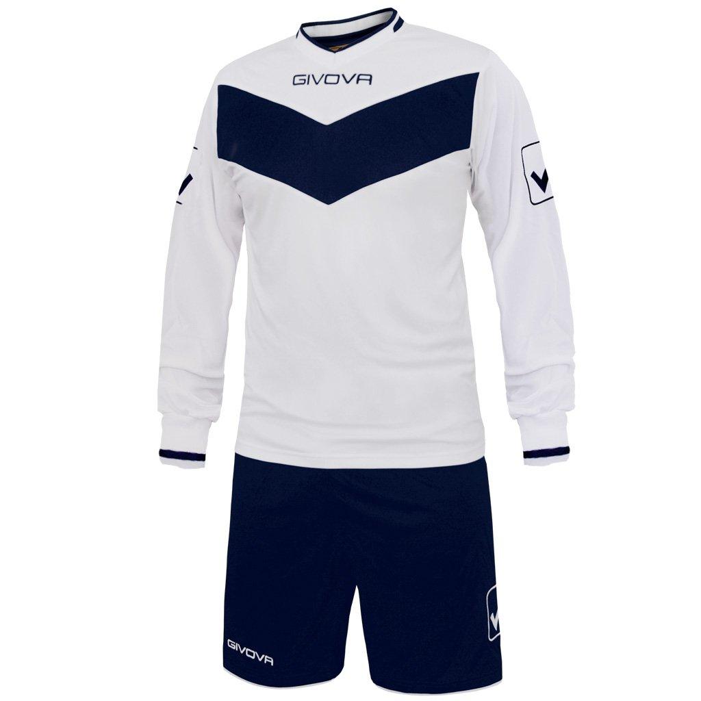 TALLA XXS. givova kitc44, Camiseta y Pantalón Corto De Fútbol Unisex Adulto