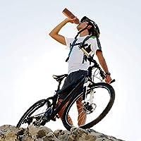 Nirlon Acero Inoxidable Congelador Botella de Agua, 1 litro, Brown ...