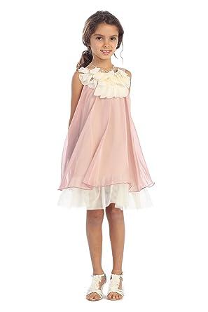 Chiffon Girl Dress