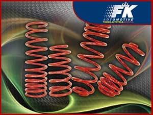 FK Automotive FKTY007 High Tec - Muelles de suspensión para Toyota Celica (T23)