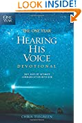 #8: The One Year Hearing His Voice Devotional: 365 Days of Intimate Communication with God