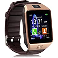 Padgene DZ09 Bluetooth Smart Watch with Camera