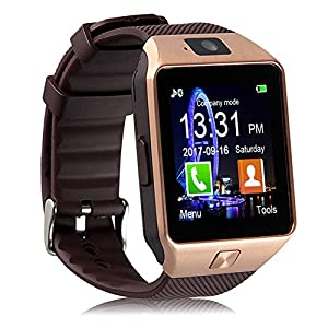 Padgene DZ09 Bluetooth Smart Watch with Camera for Samsung S5 / Note 2 / 3 / 4, Nexus 6, Htc, Sony and Other Android Smartphones