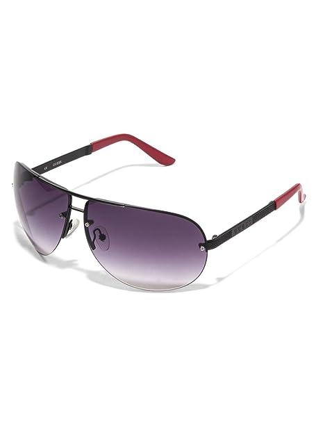 Guess GU6593BLK-3572, Gafas de sol para Hombre, Negro 72 ...