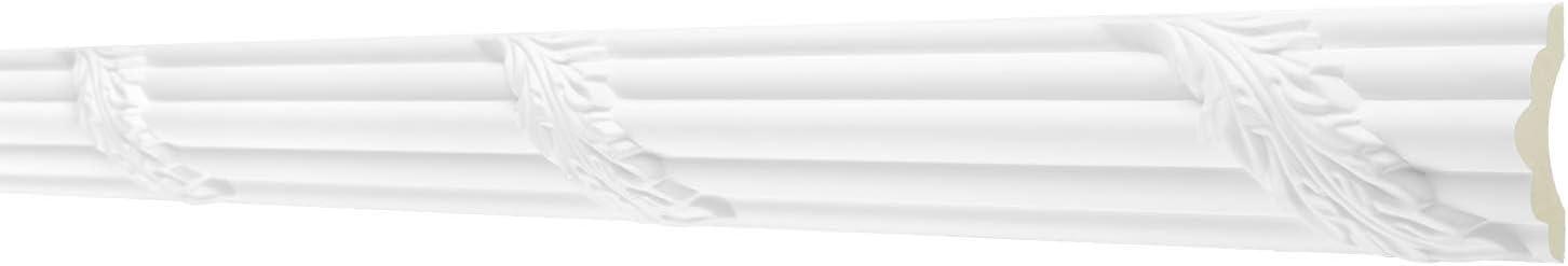 2 M/ètres Profil Plat PU Antichoc Hexim Parfait 46x20mm AC290