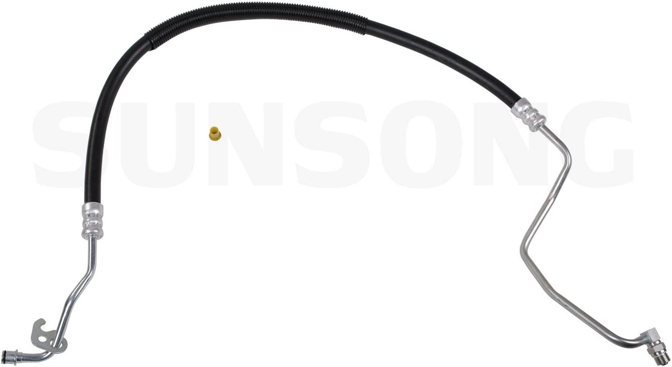 Ford, Lincoln Sunsong 3402284 Power Steering Return Hose Assembly