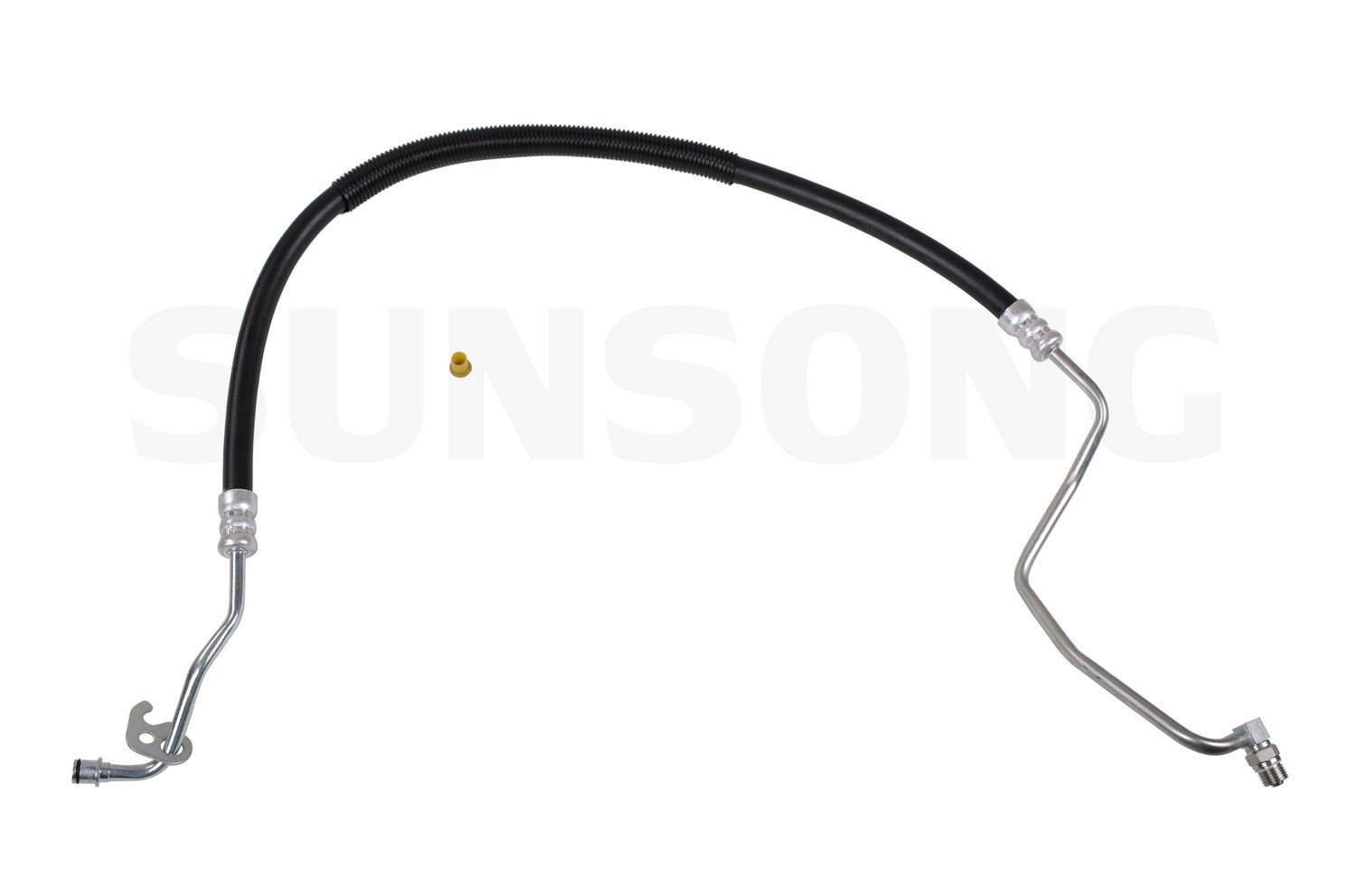 Sunsong 3402557 Power Steering Pressure Line Hose Assembly