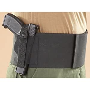 Ps Products Concealed Carry Belly Band Black Size 28 To 34inpsbellybandm