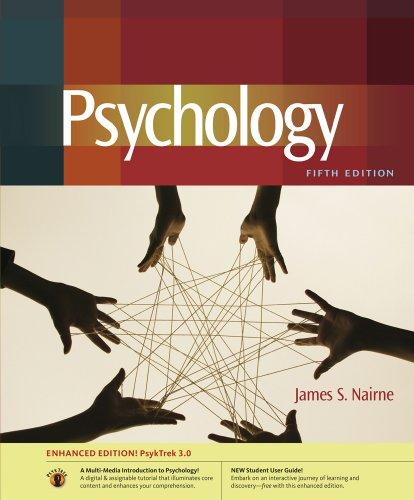 Psychology Psyktrek 3. 0, Enhanced Media Edition (with Student User Guide and Printed Access Card)