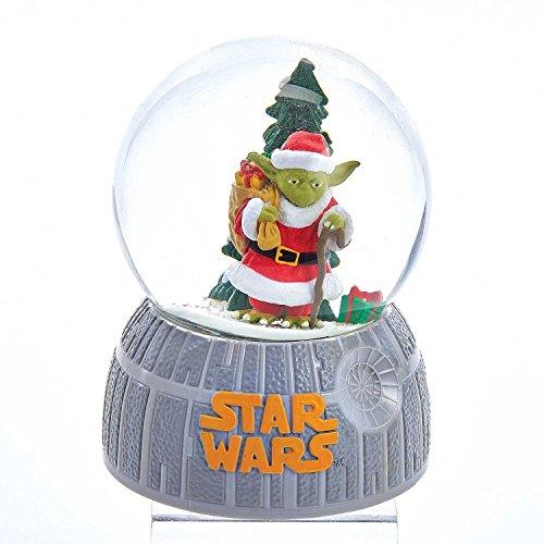 Star Wars Yoda Snowglobe