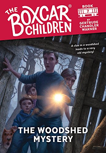The Woodshed Mystery (The Boxcar Children - Chandler Outlet In