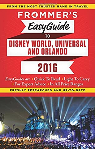 Frommer's EasyGuide to Disney World, Universal and Orlando 2016 (Easy Guides) - Disney World Photo