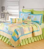 C & F Enterprises Beach Life King Quilt Set