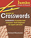 img - for Jumbo Grab A Pencil Book of Crosswords book / textbook / text book