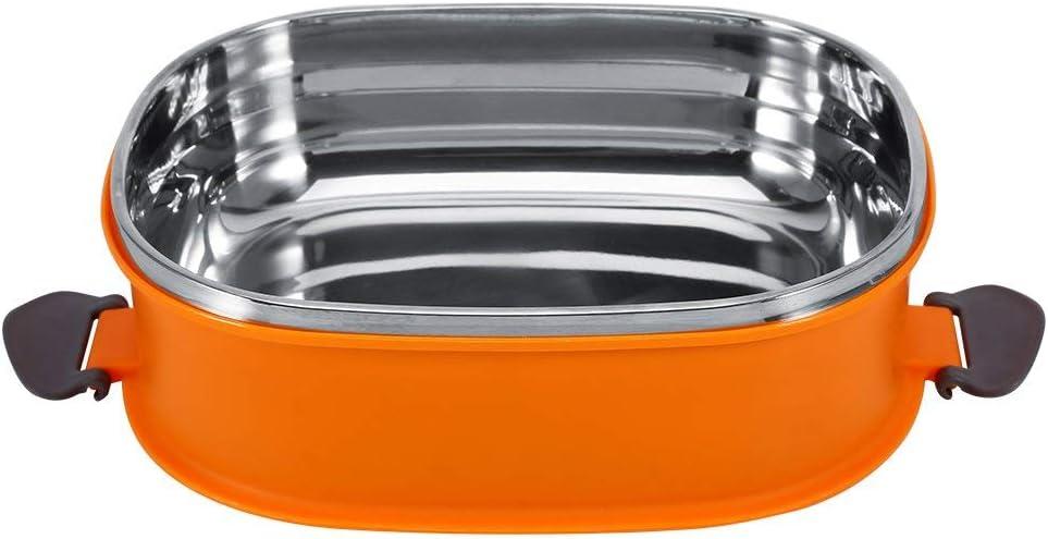 vert 1 Etage Yosoo Bo/îte /à repas en inox avec poign/ée Bo/îte de conservation pour aliments Acier inoxydable