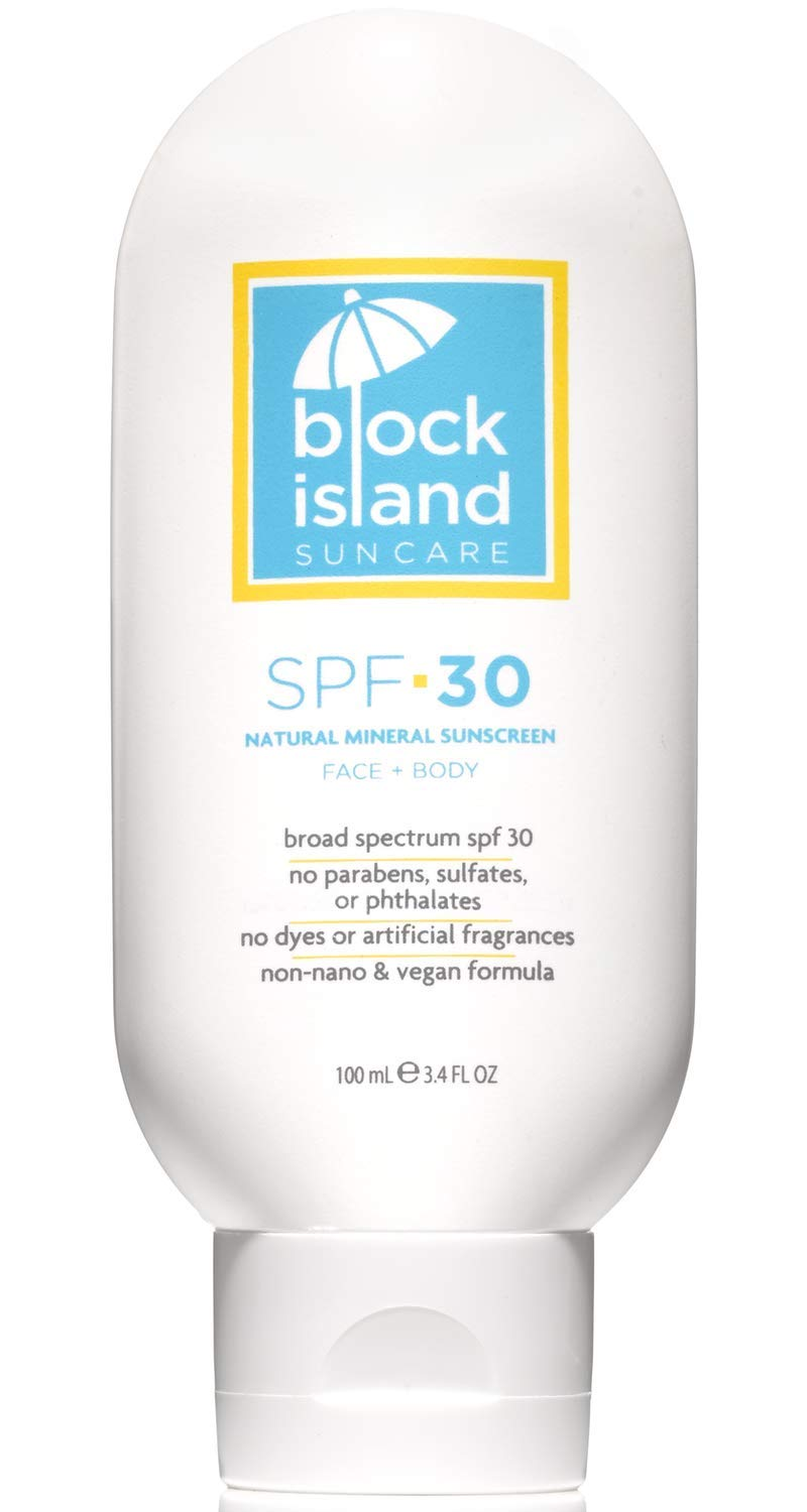 The Natural Mineral Sunscreen SPF 30 travel product recommended by Will von Bernuth on Lifney.