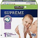 Kirkland Signature Supreme Diapers Size