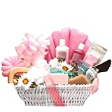 Ultimate Relaxation Raspberry Vanilla Spa Gift Basket