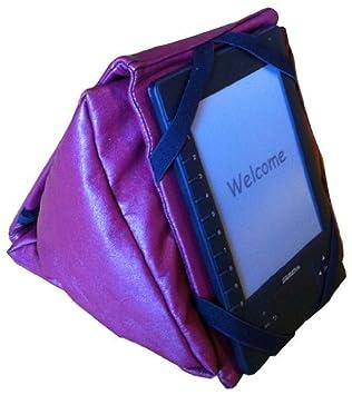 Atril ebook para cama semipiel: Amazon.es: Electrónica