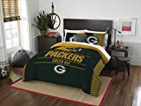 The Northwest Company NFL Draft Full/Queen Comforter 2 Sham Set