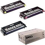 Dell 3130cn Standard Yield Toner Cartridge Set