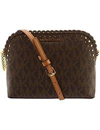 Violet Cindy Dome Crossbody Bag Purse Handbag