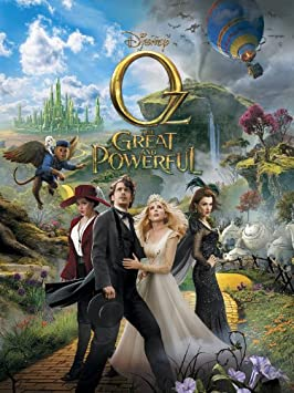 Oz The Great and Powerful / Amazon Instant Video