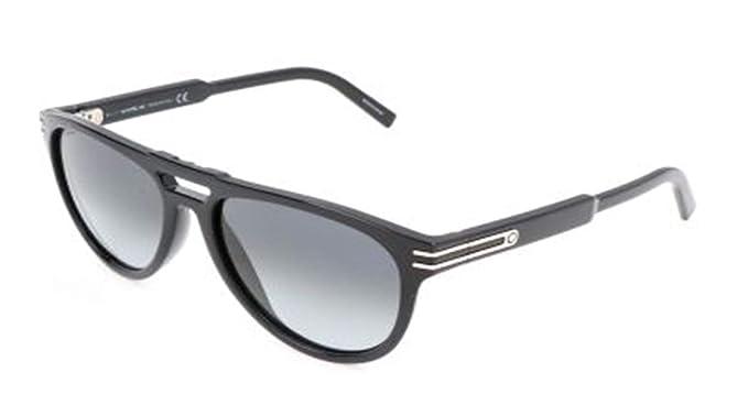 Montblanc Mont Blanc Sunglasses Mb699S 01A-57-17-140 Gafas ...