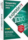 Kaspersky Anti-Virus 2011 3-User [Old Version]: more info