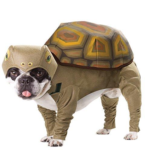 UHC Animal Planet Tortoise Funny Theme Halloween Pet Dog Costume, S (Tortoise Costumes)
