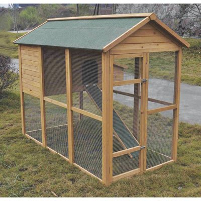 chicken coop for 8 chickens - 3