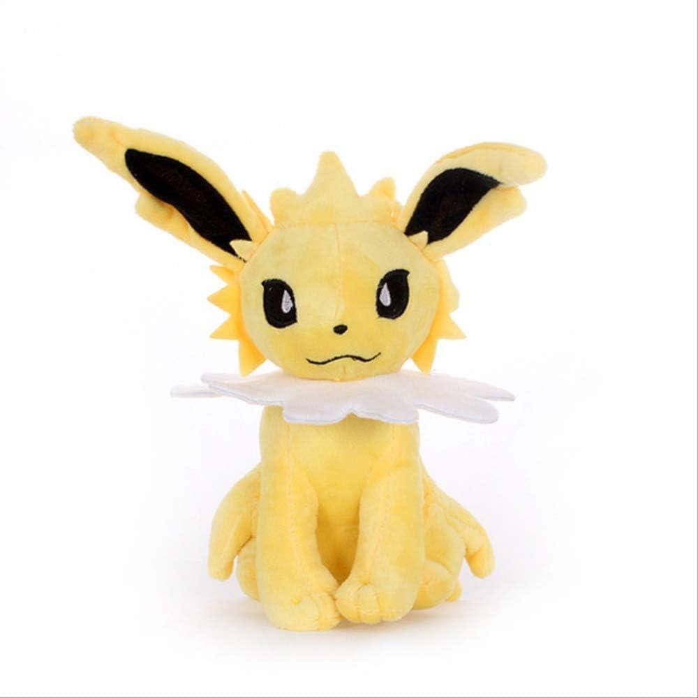 NOBRAND Pokémon Charmander Plush Toy, Bulbasaur Clefairy