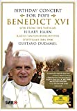 Birthday Concert for Pope Benedict XVI [DVD Video]