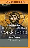 img - for The Decline and Fall of the Roman Empire, Volume V book / textbook / text book