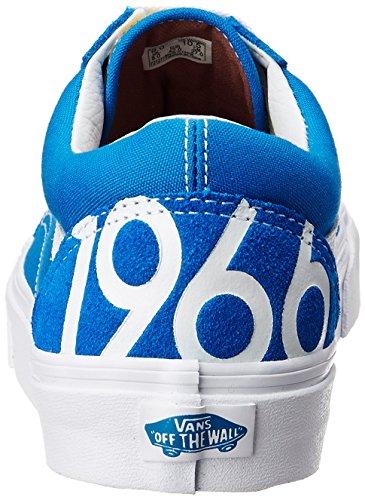 5337d5b984 Vans Unisex Old Skool (1966) Blue