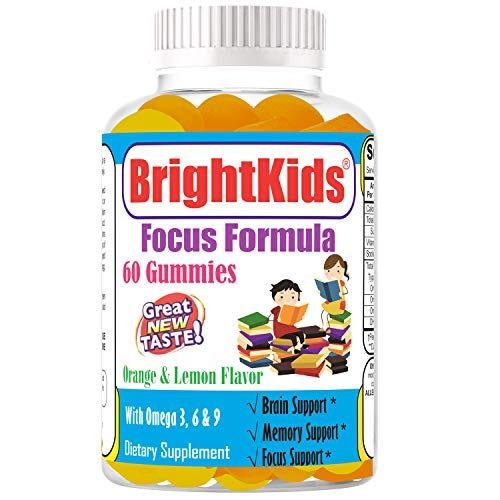 Bright Kids Focusmula 60