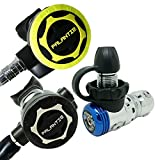 Palantic AS103 DIN Diving Dive Regulator and Octopus Combo