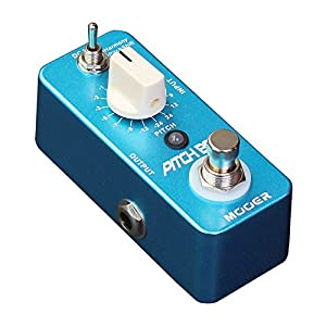 Mooer Baby Tuner Pedale Accordatore Cromatico – Pitch Box Pitchshifter